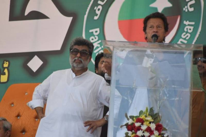 Over 500 PTI stalwarts ditch party amid rigorous membership drive