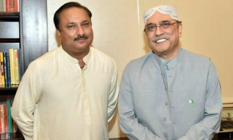 PML-N's minority lawmaker Bhawan Das joins PPP