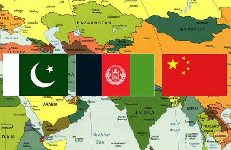 China aims to extend economic corridor to Afghanistan: report