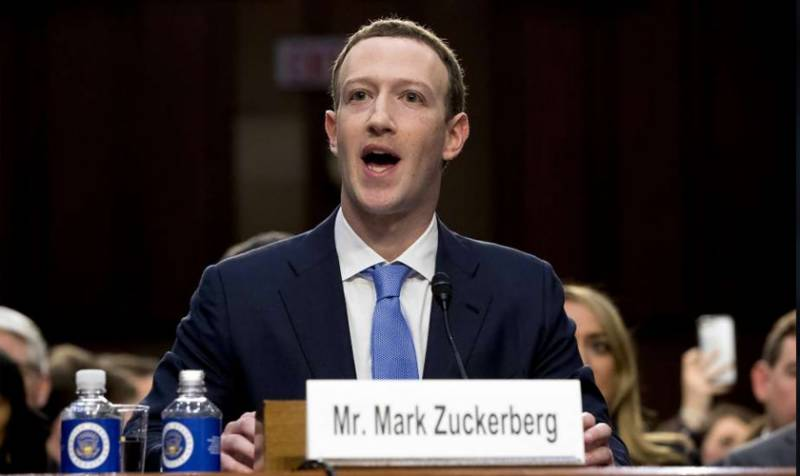 Fake Facebook accounts can influence elections in Pakistan: Zuckerberg