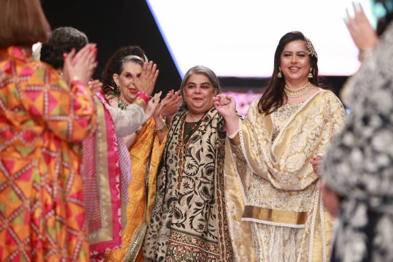 Fashion Pakistan Spring/Summer '18 Day one kicks off with a bang