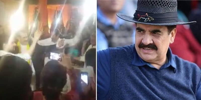 Gen (r) Raheel Sharif shakes his leg to Indian song at son's wedding