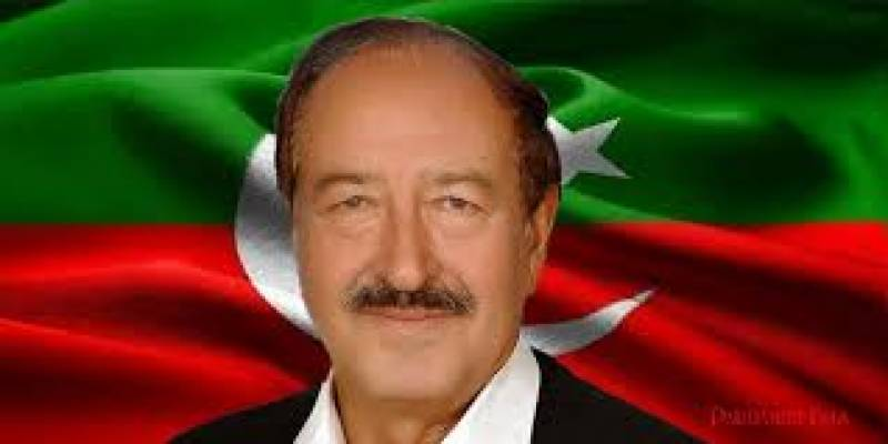 PTI's MNA Siraj Muhammad joins PML-N ahead of Shehbaz' KPK tour