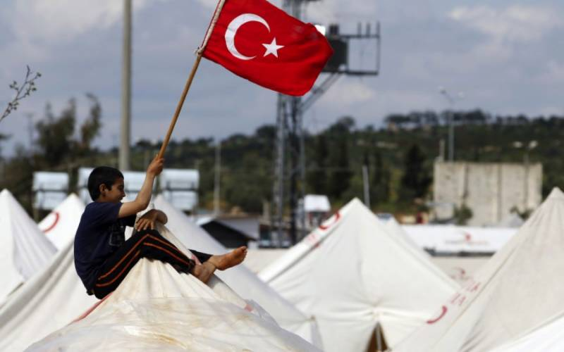 UN launches new plan for Syrian refugees in Turkey