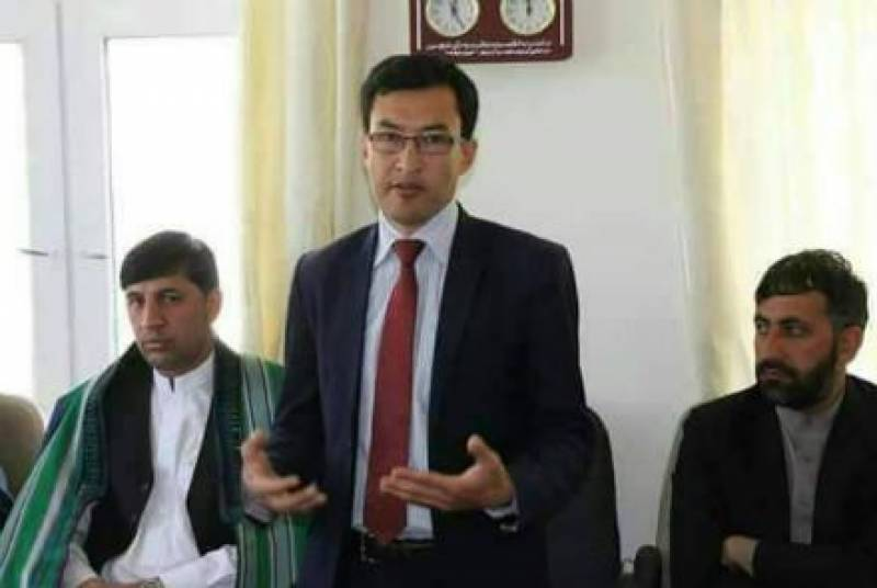Afghan district governor among 7 killed in Taliban attack