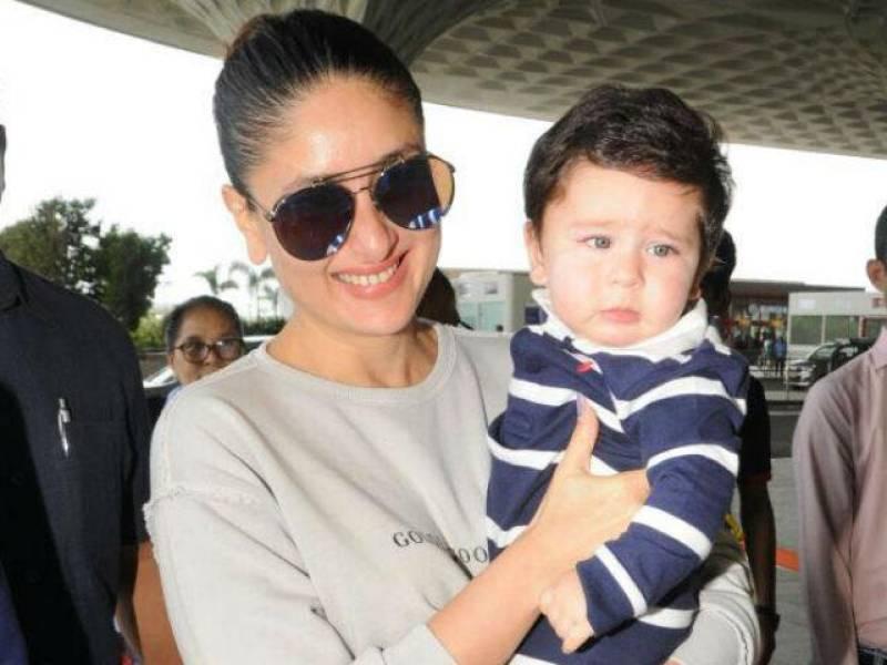 Kareena Kapoor states she would like son, Taimur Ali Khan to be a cricketer