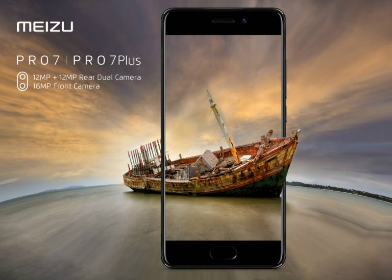 Meizu pioneers the dual-screen technology in Pakistan with the launch of its Pro 7 smartphone