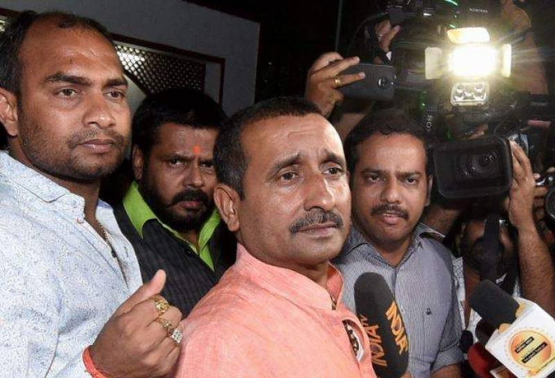 Senior BJP lawmaker charged with rape of minor