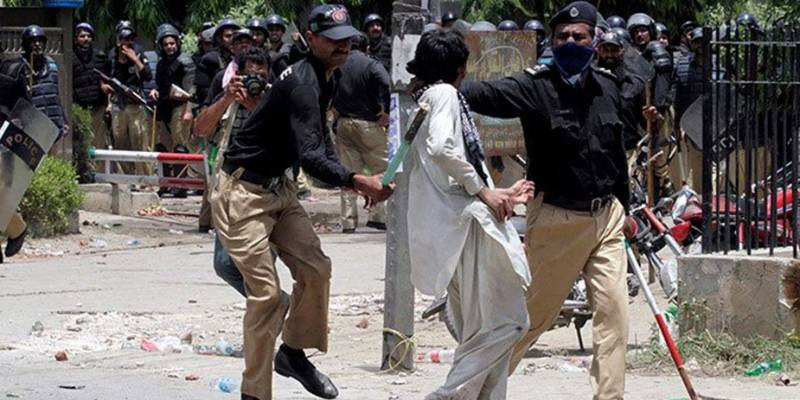 Top police officials among 116 indicted in Model Town killing case
