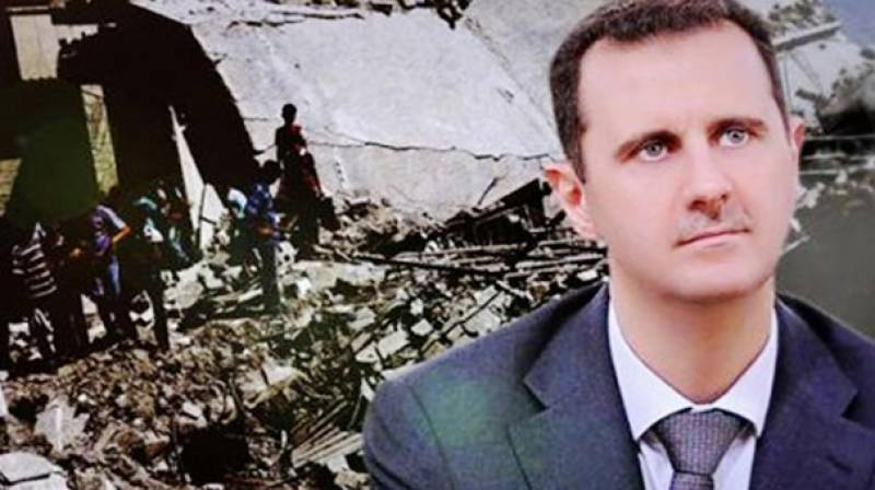 Will the punitive attack on Assad's Syria be legal?