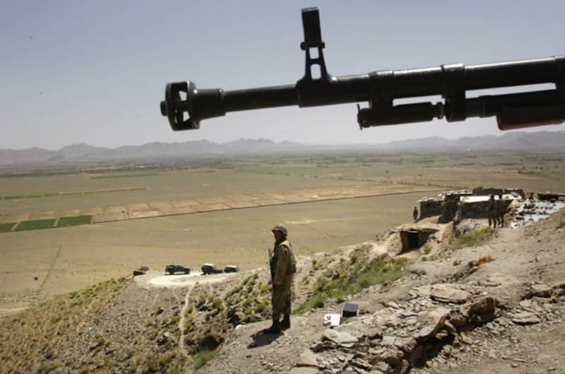Five FC soldiers martyred in cross-border attack from Afghanistan