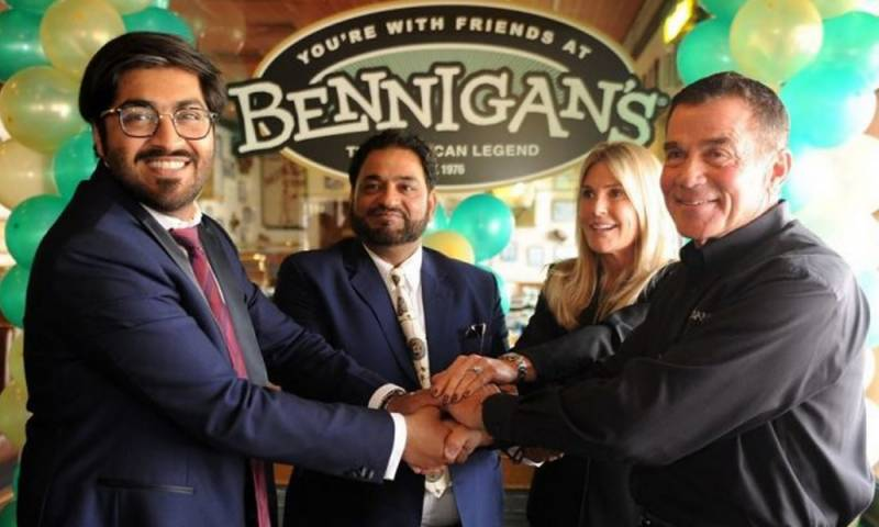American food-chain, Bennigan's set to launch multiple branches in Pakistan