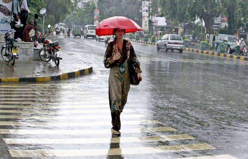 Weather turns pleasant after light drizzle across Pakistan