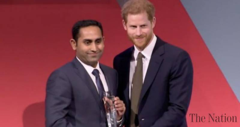 Pakistani-Australian engineer bags Commonwealth Young Person of the Year award