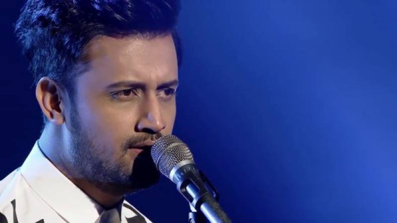 Atif Aslam states he did not perform at the PTTSL show due to
