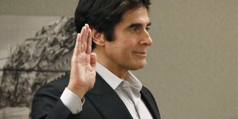 David Copperfield forced to real his biggest magic trick of vanishing inside US court