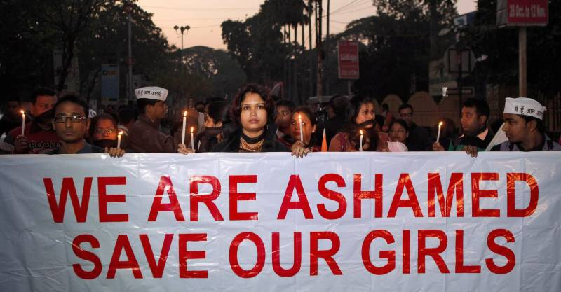 Indian man held for raping 7-year-old granddaughter