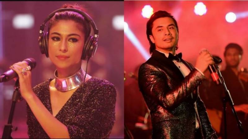 #Metoo: Meesha Shafi accuses Ali Zafar of sexual Harrasment