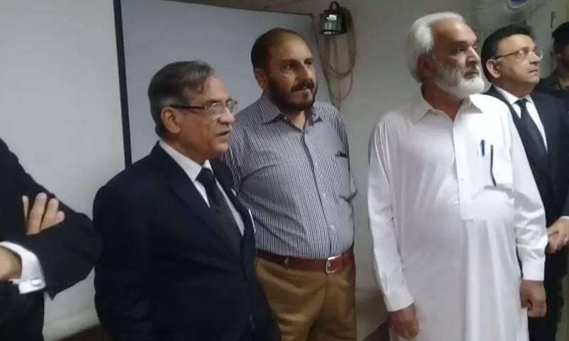 'No improvement': CJP takes CM Khattak to task over good governance