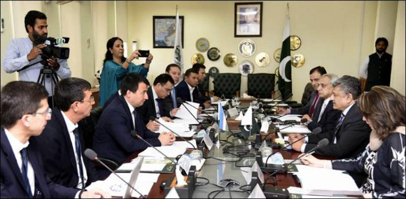 Pakistan, Uzbekistan agree to form joint working group on trade, investment