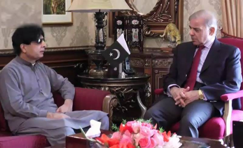 Shehbaz meets Nisar as Imran invites 'old friend' to join PTI