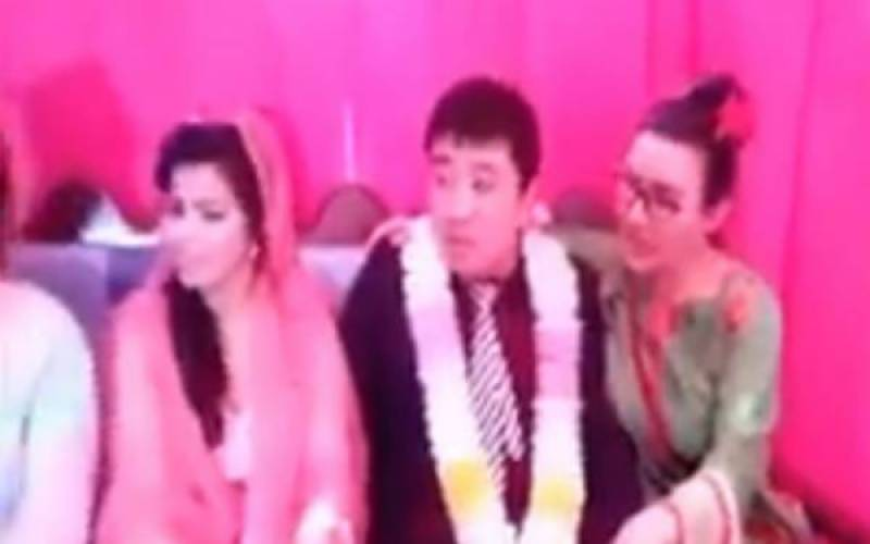 Chinese man marries Facebook friend in Pakistan