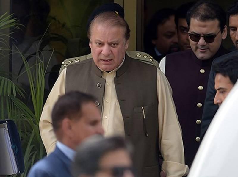 Dictatorship prevalent in Pakistan under CJP Nisar, declares Nawaz Sharif