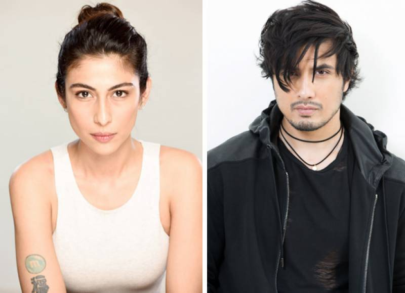 Meesha Shafi served with legal notice from Ali Zafar
