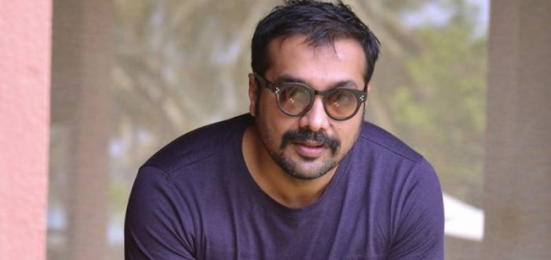 Nobody really cares about the movement, everybody cares about the headline: Filmmaker Anurag Kashyap on #MeToo