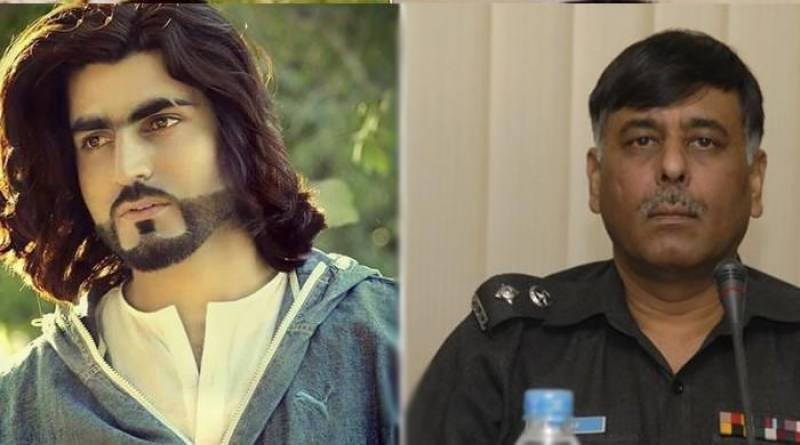 Police submit charge sheet blaming Rao Anwar for killing Naqeebullah Mehsud