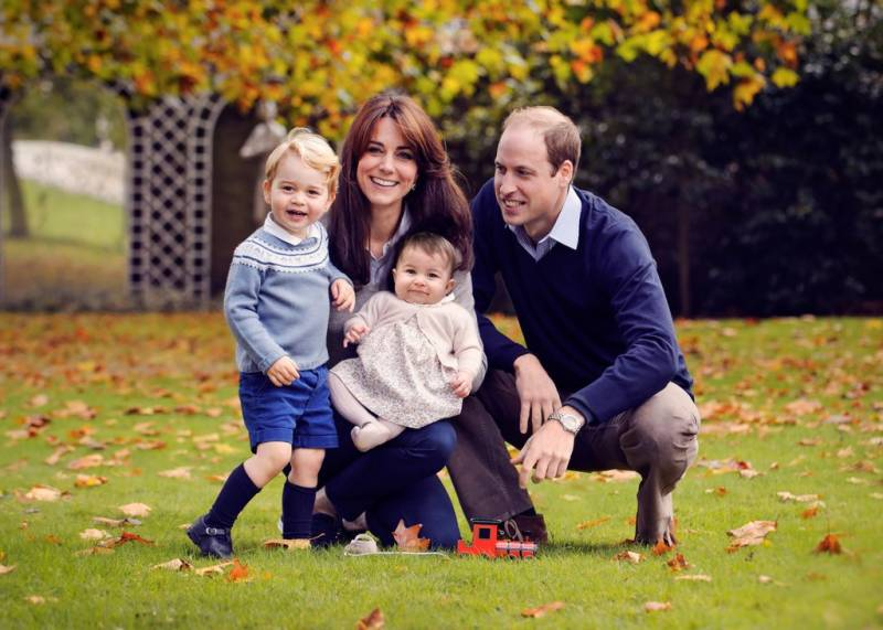 Prince William and Kate Middleton welcome second baby boy