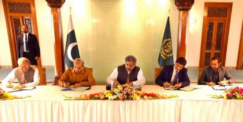 Pakistan draws up first-ever 'National Water Policy' to tackle crisis
