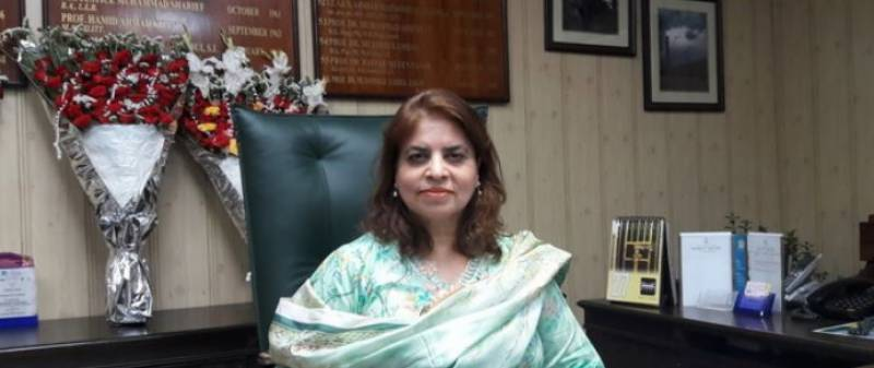 Dr Nasira Jabeen becomes first female PU Vice Chancellor in 136 years