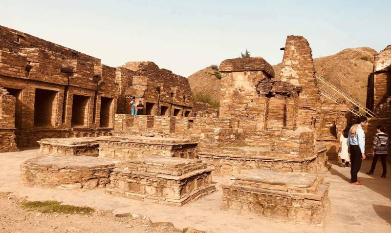 Takht-i-Bhai: A spiritual Buddhist heritage in Mardan, KPK