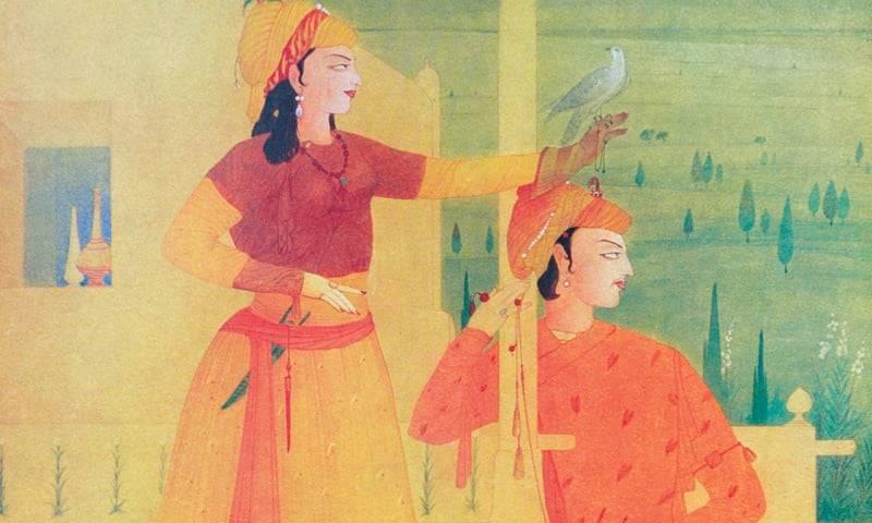 Abdur Rahman Chugtai- The national artist of Pakistan