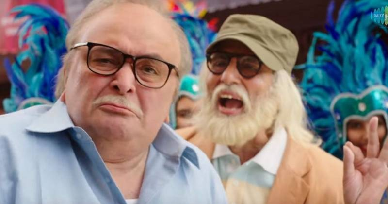 Before 102 Not Out, lets recall Amitabh and Rishi Kapoor's starrer movies