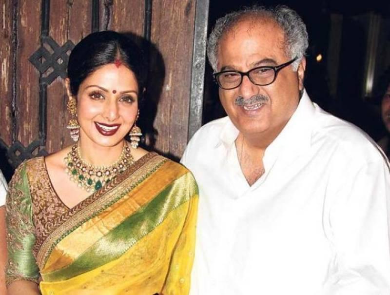 Boney Kapoor is dedicating a documentary on late Sridevi's life