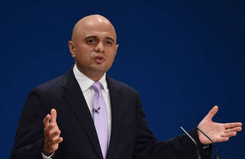 Drop outdated perceptions about India, says UK's new home secretary Sajid Javid