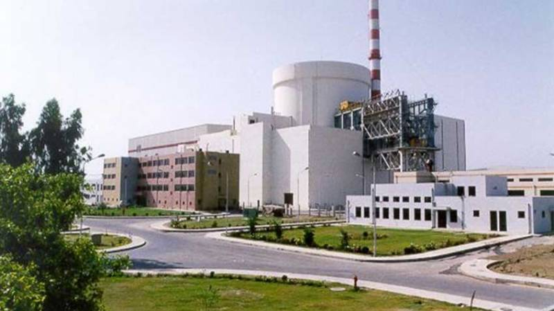 Four power plants of Chashma being linked to national grid