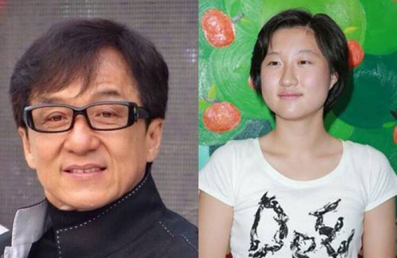 Jackie Chan's estranged daughter claims she's homeless