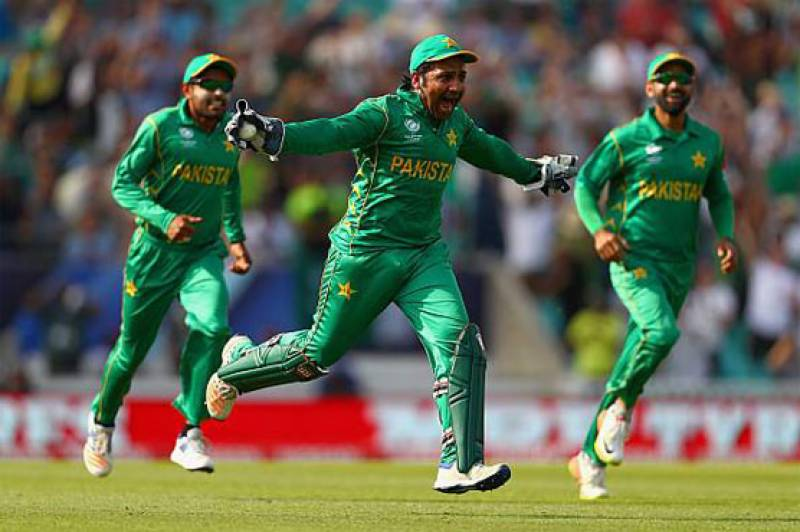 Pakistan retain top spot in latest ICC T20I rankings