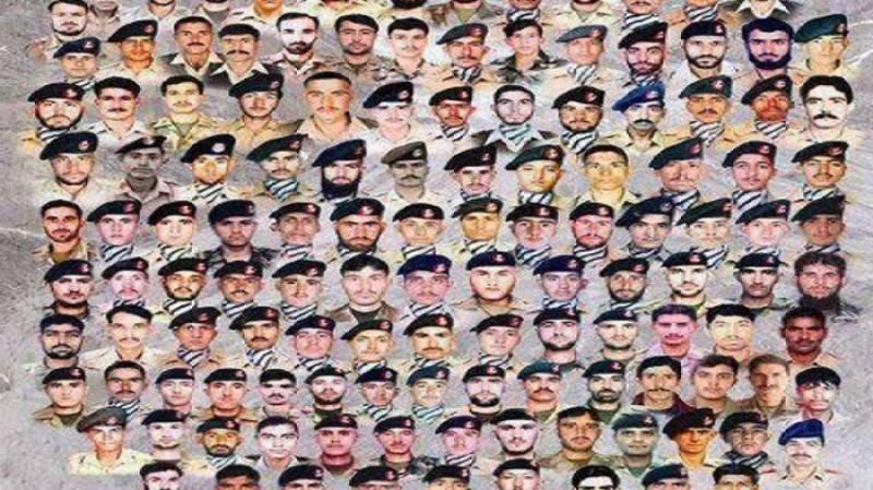 Siachin: Tribute paid to martyrs of Gayari