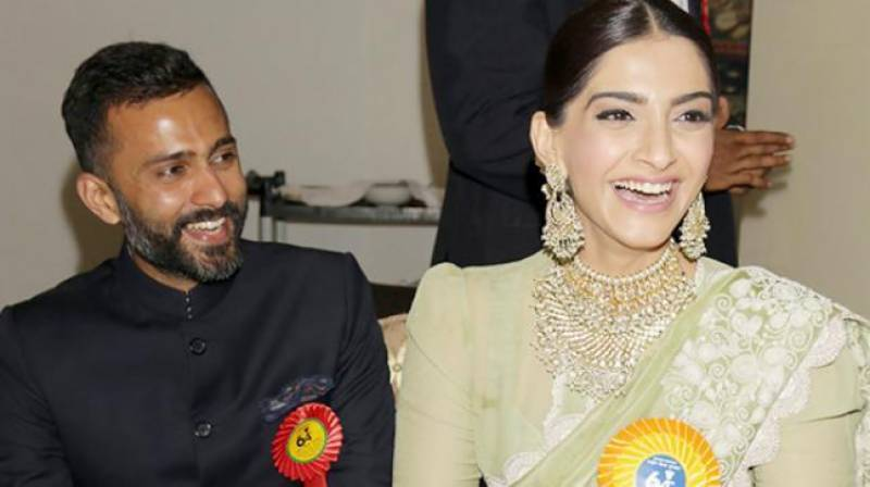 Sonam Kapoor, Anand Ahuja are quickly becoming our favourite couple, here's why