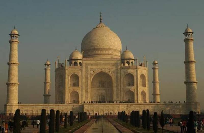 Taj Mahal turning brown & green, says worried Indian Supreme Court