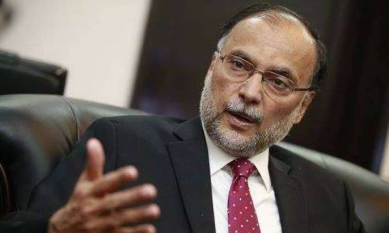 Ahsan Iqbal wounded in assassination bid; gunman arrested (VIDEO)