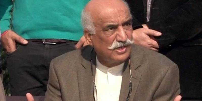 Caretaker PM to be finalized by May 15, says Khursheed Shah
