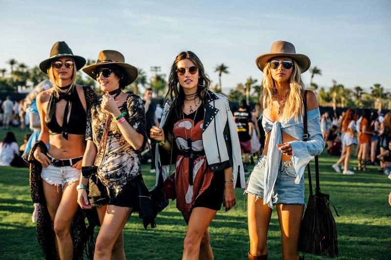 Our favorite Coachella'18 celebrity moments