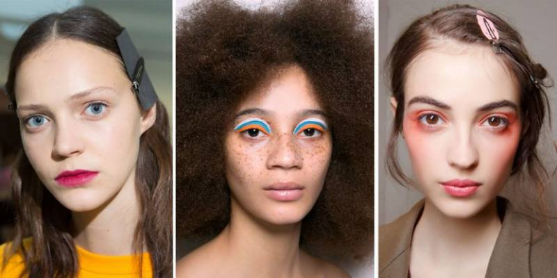 Say goodbye to traditional makeup rules