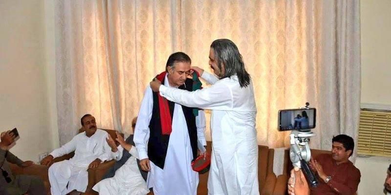 Tariq Raheem Kundi quits PPP to join PTI