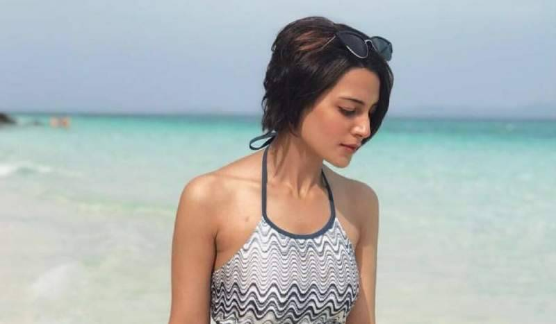 Actress Iqra Aziz in trouble after getting a legal notice